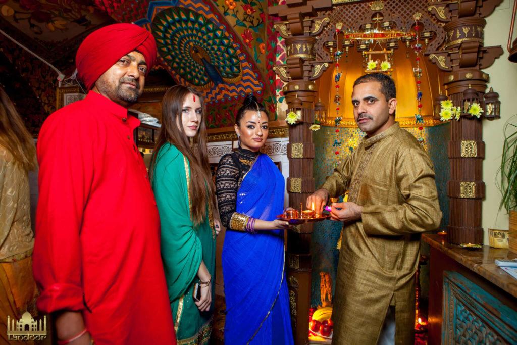 Индийский ресторан в СПб